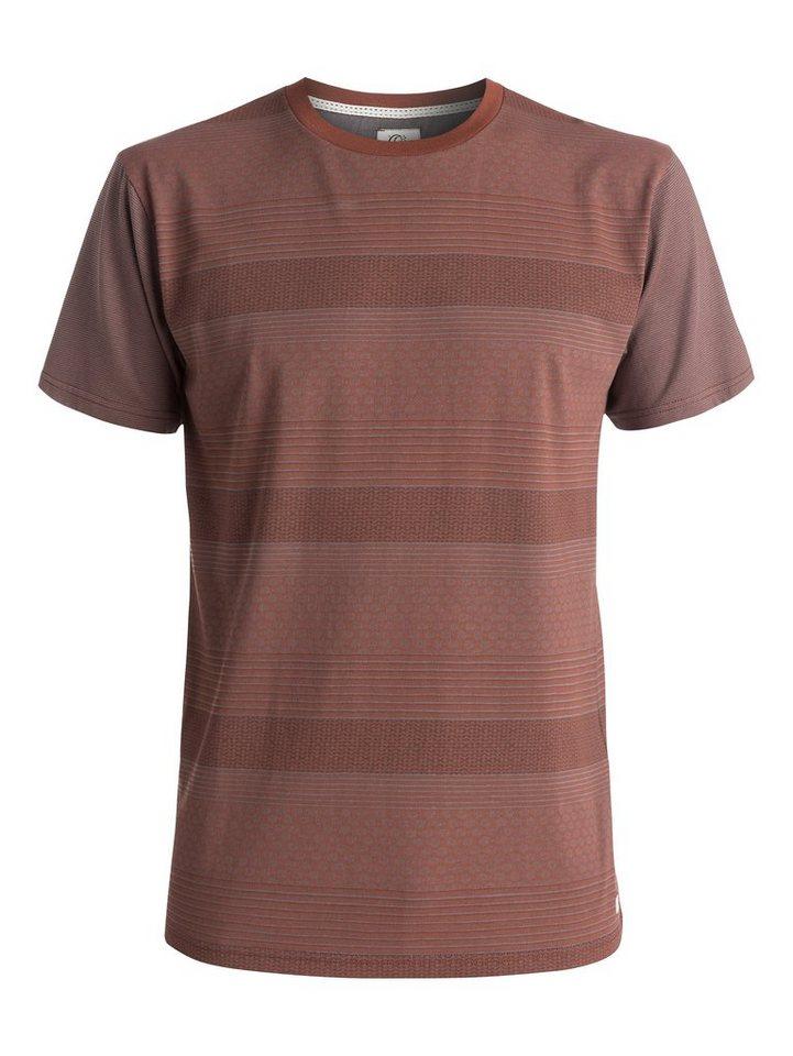 Quiksilver Strickshirt »Penvil« in mahogany