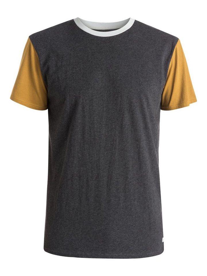 Quiksilver Strickshirt »Baysick« in tarmac heather