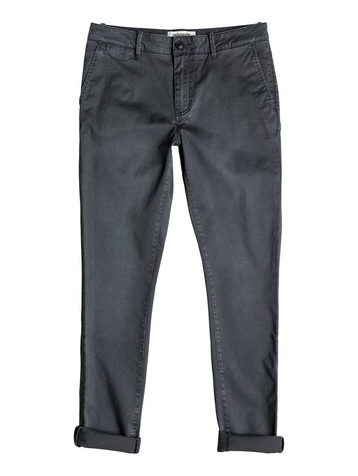 Quiksilver Hose »Krandy Slim Fit« in tarmac