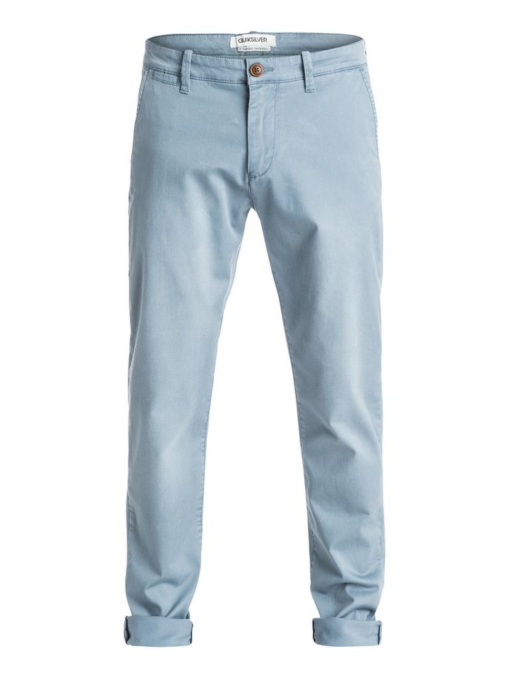 Quiksilver Hose »Krandy Straight Fit Tapered« in flint stone