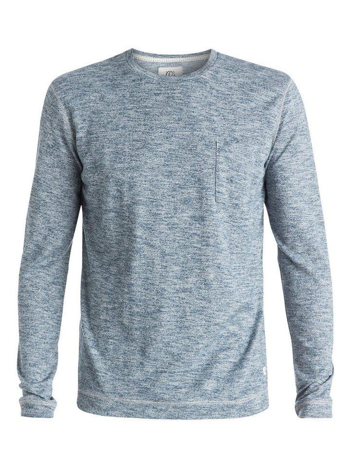 Quiksilver Sweater »Lindow Crew« in dark denim
