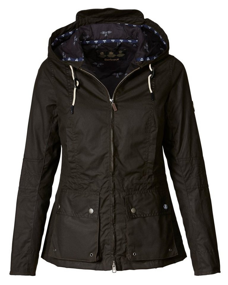 Barbour Wachsjacke Chock