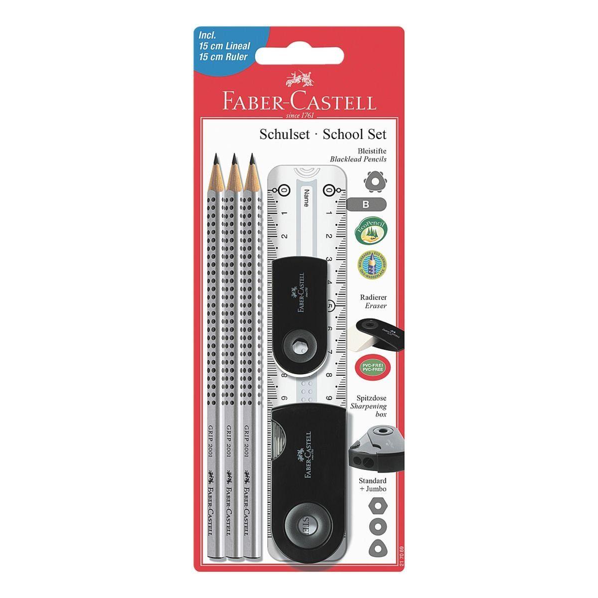 Faber-Castell lBleistift-Set »Sleeve«