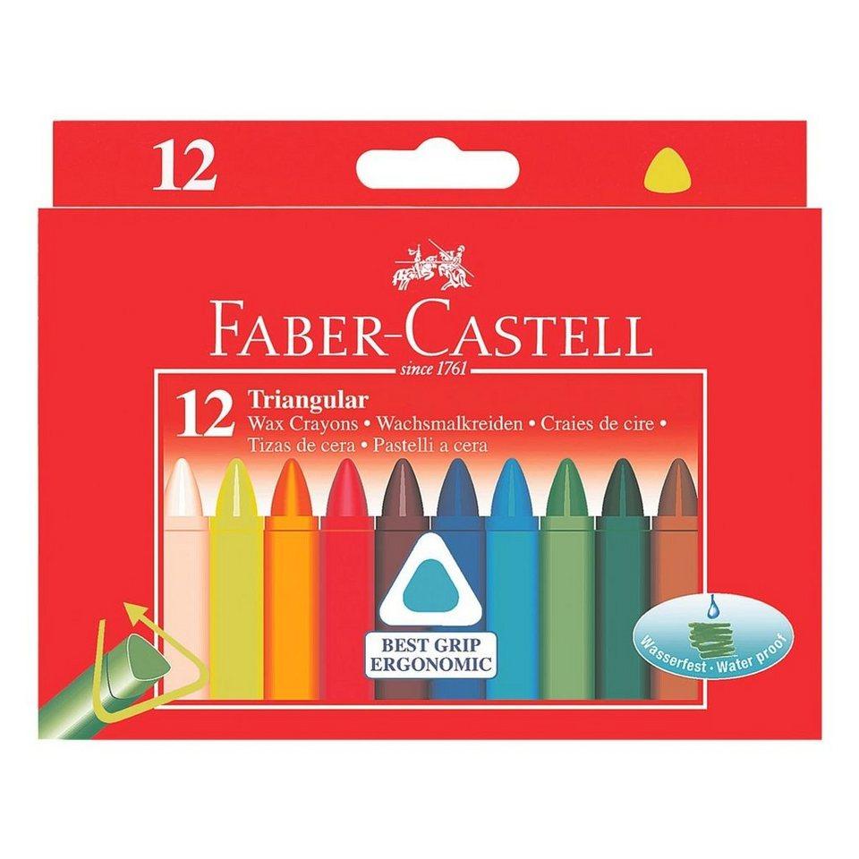 Faber Castell Wachsmalkreidetifte