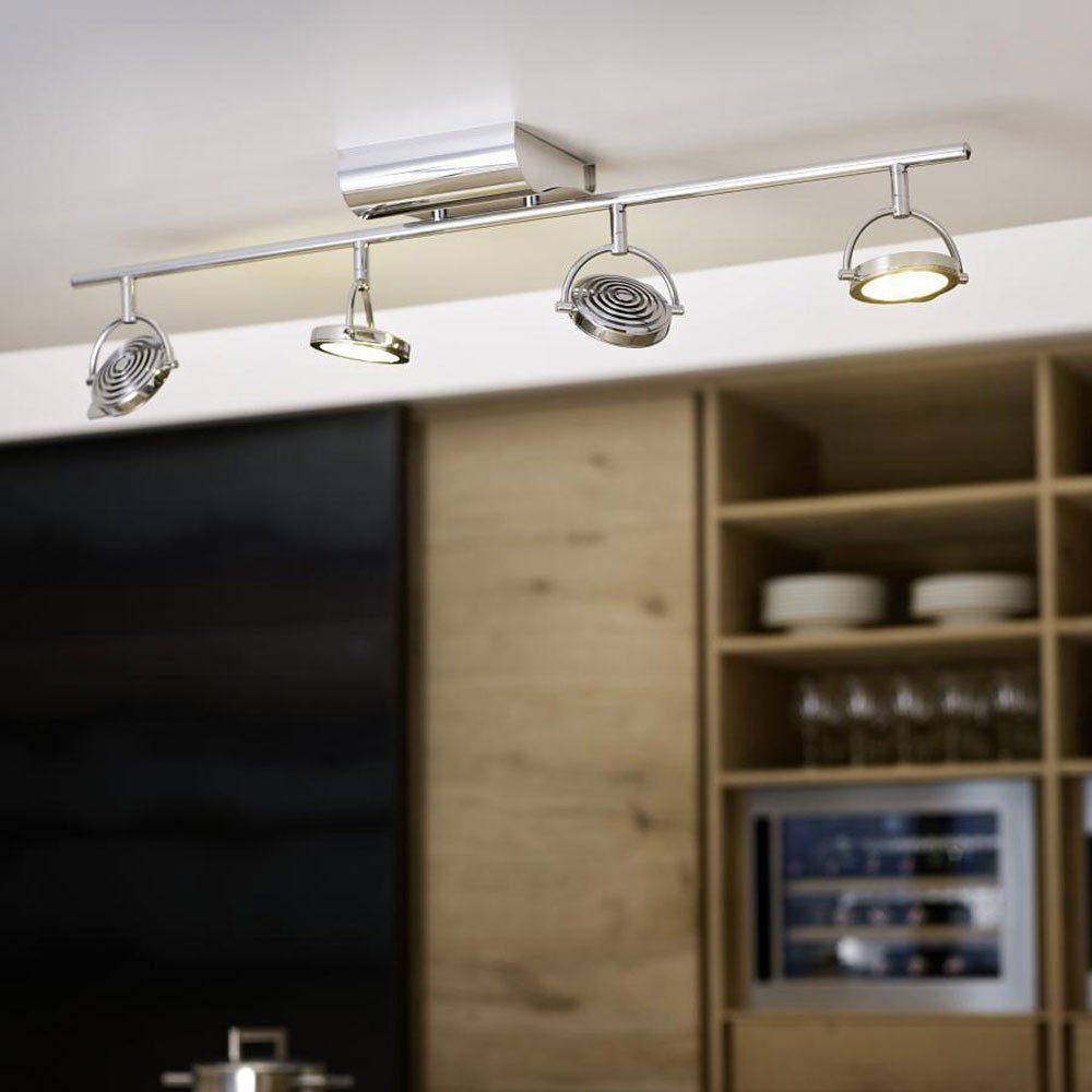 Licht-Trend Deckenleuchte »Vierflammiger LED-Balkenspot«