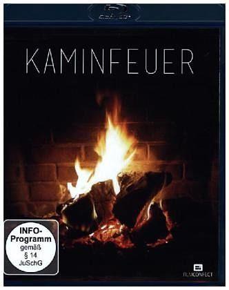 Blu-ray »Kaminfeuer«