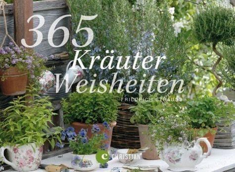 Kalender »365 Kräuterweisheiten Tischaufsteller«