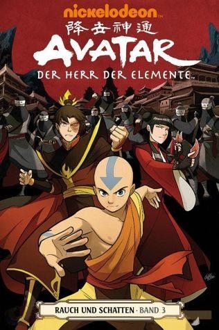Broschiertes Buch »Rauch und Schatten 2 / Avatar - Der Herr der...«