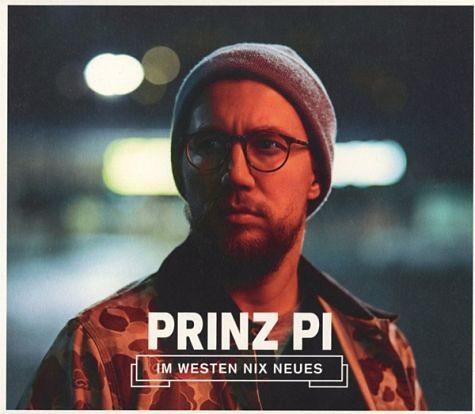 Audio CD »Prinz Pi: Im Westen Nix Neues«