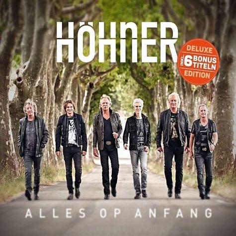 Audio CD »Höhner: Alles Op Anfang (Deluxe Edt.)«