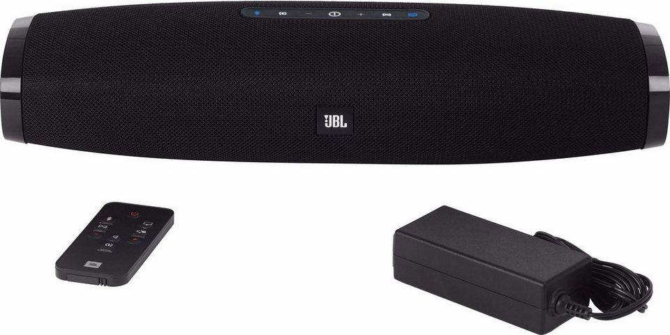 jbl boost tv soundbar mit bluetooth online kaufen otto. Black Bedroom Furniture Sets. Home Design Ideas