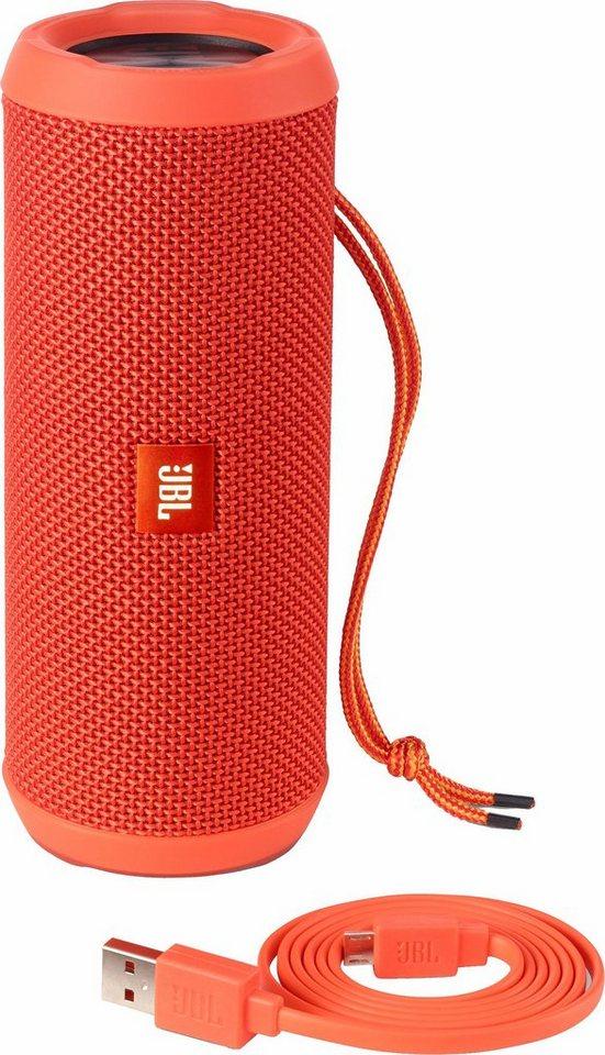 JBL Flip 3 Bluetooth-Lautsprecher in orange