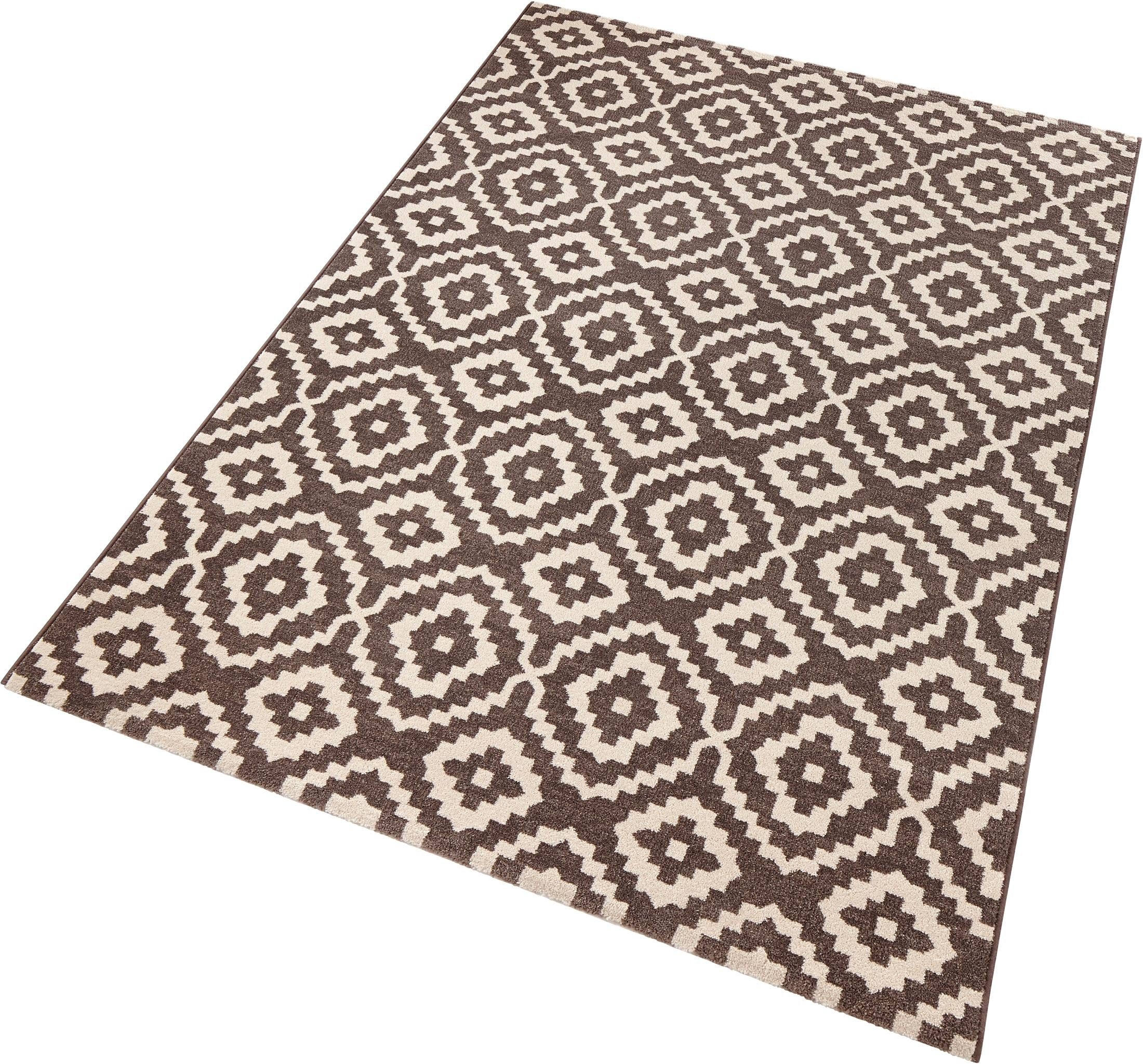 Teppich »Skandi«, SCHÖNGEIST & PETERSEN, rechteckig, Höhe 9 mm