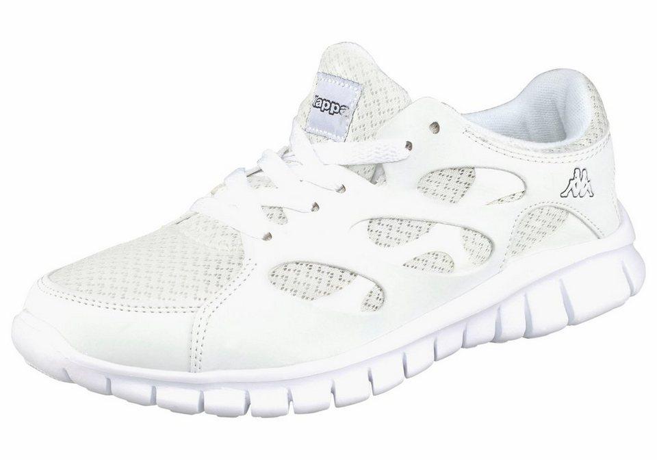Kappa Fox Light Sneaker in Weiß