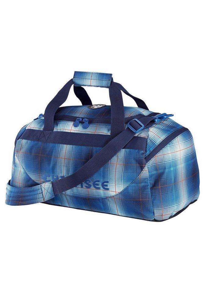 Chiemsee Sporttasche in blau