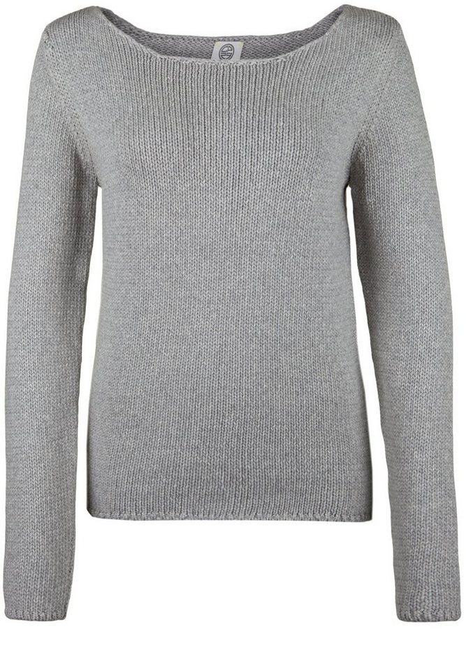 CP29 Strickpullover »EVA 2« in grey