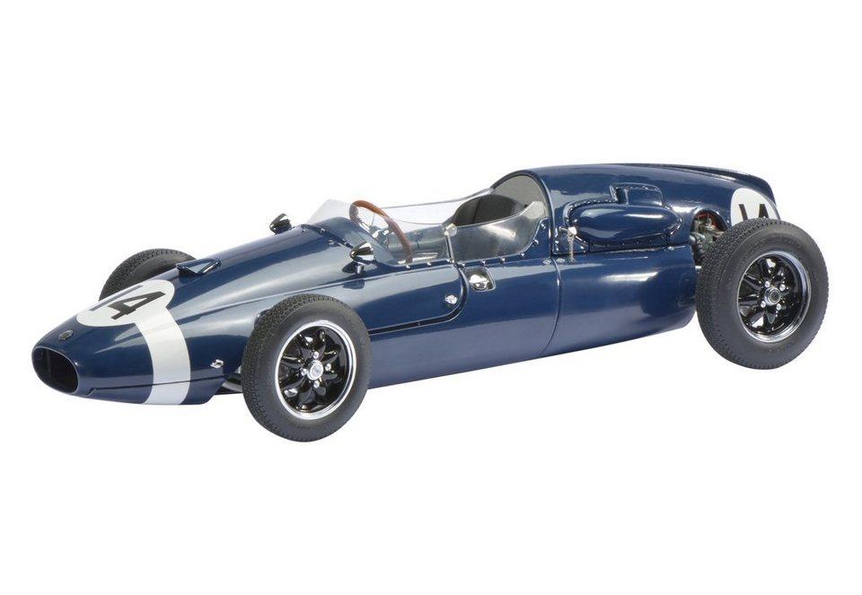 Schuco Sammlermodell Auto, Maßstab 1:18, »Cooper T51« in blau