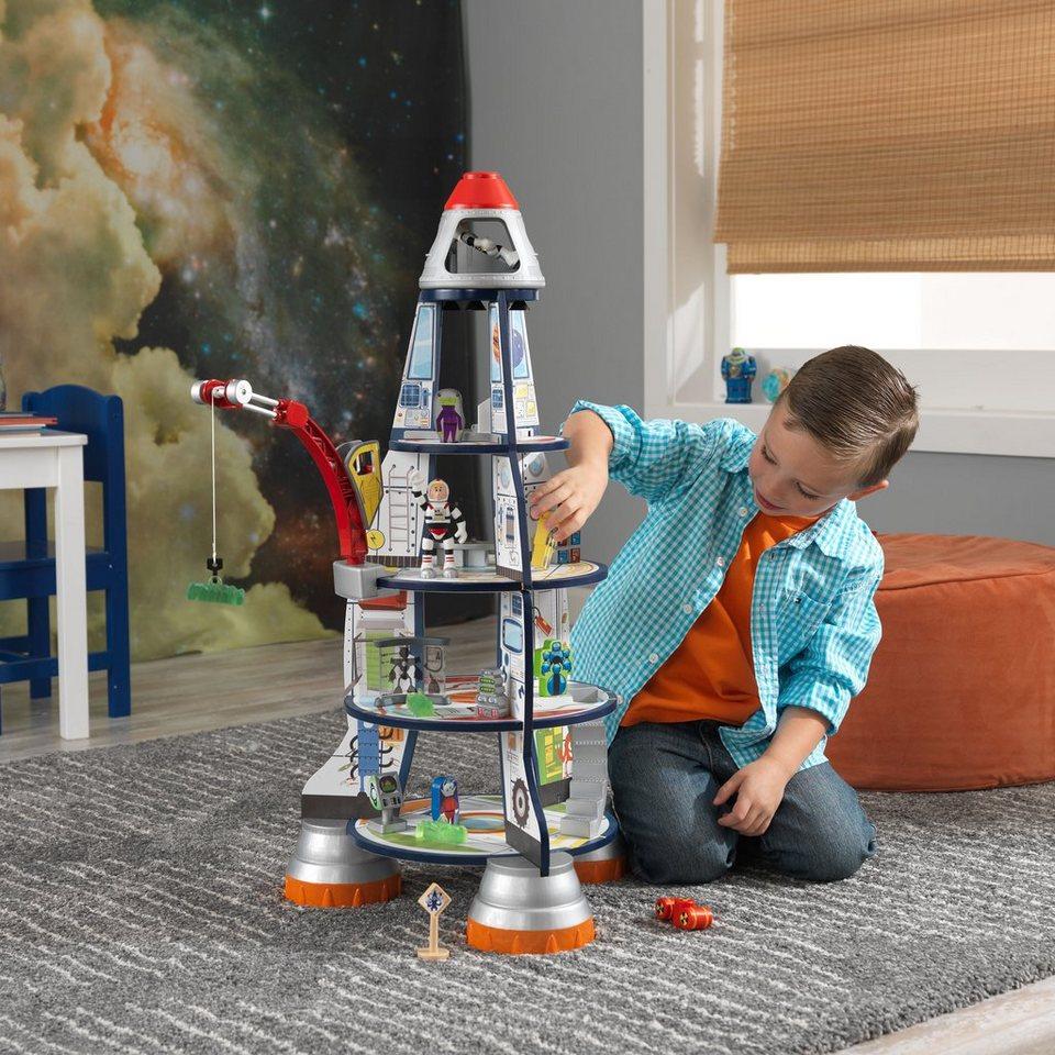 KidKraft® Spielzeugrakete, »Spielset Rakete«