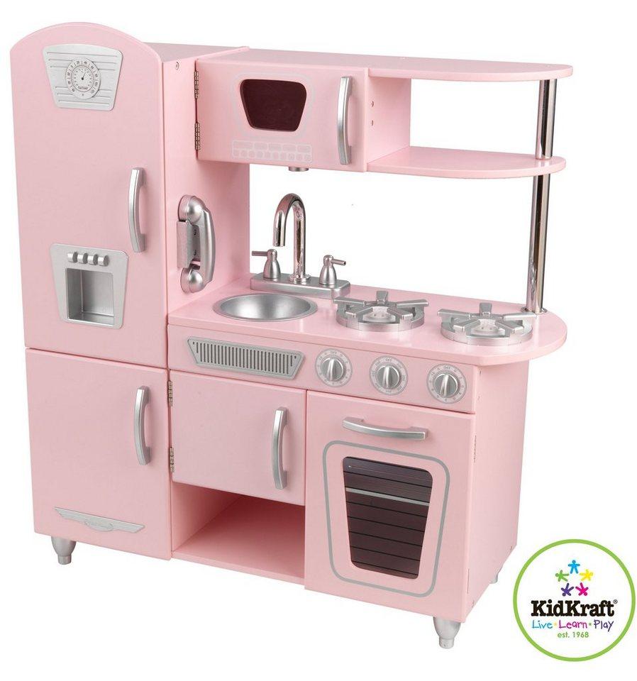kidkraft® spielküche, »retro-küche« online kaufen | otto