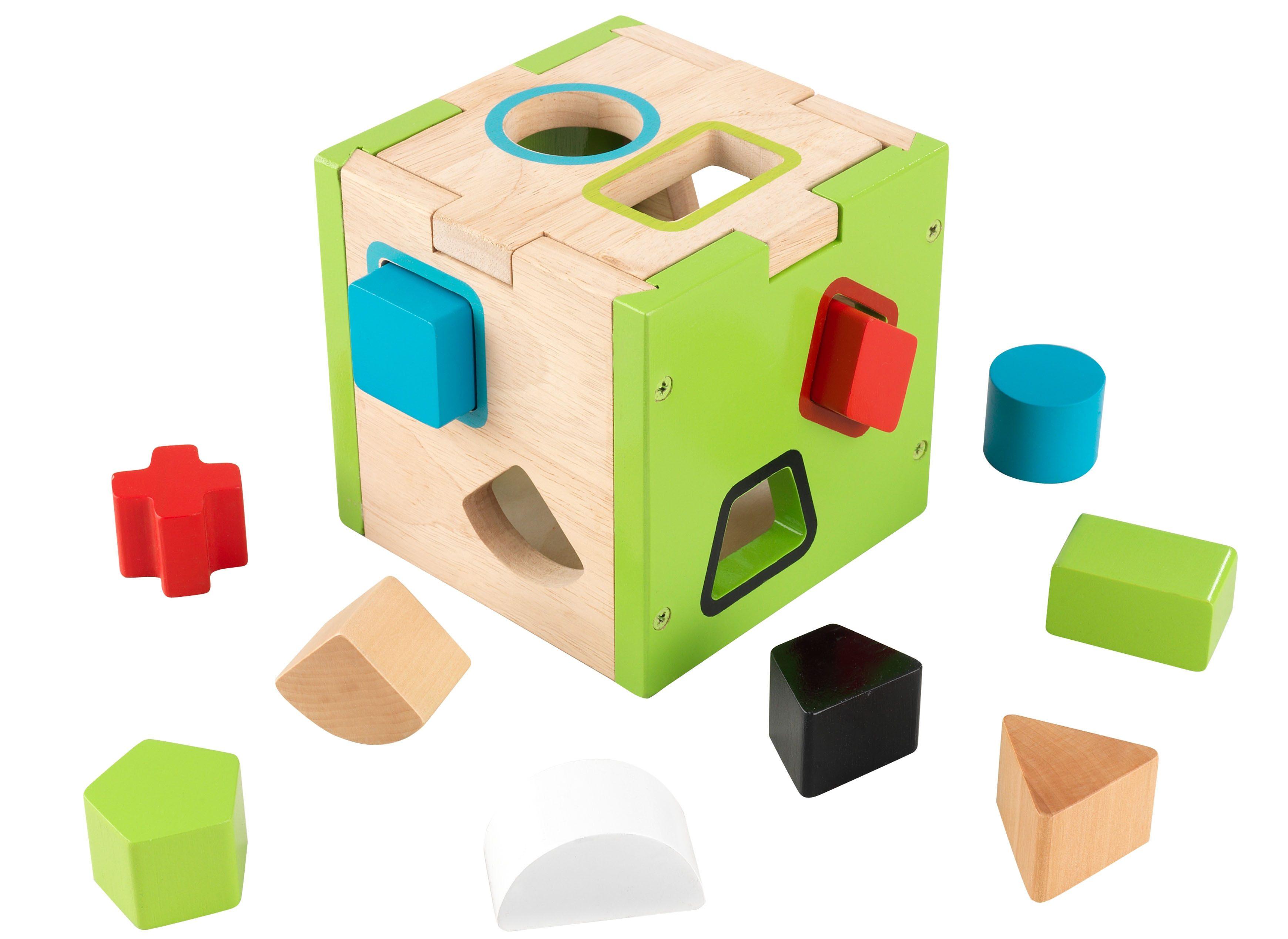 KidKraft® Steckspielwürfel, 10tlg.