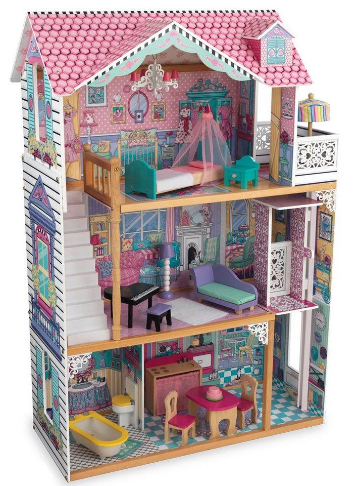 KidKraft® Puppenhaus inkl. Möbel, »Annabelle«