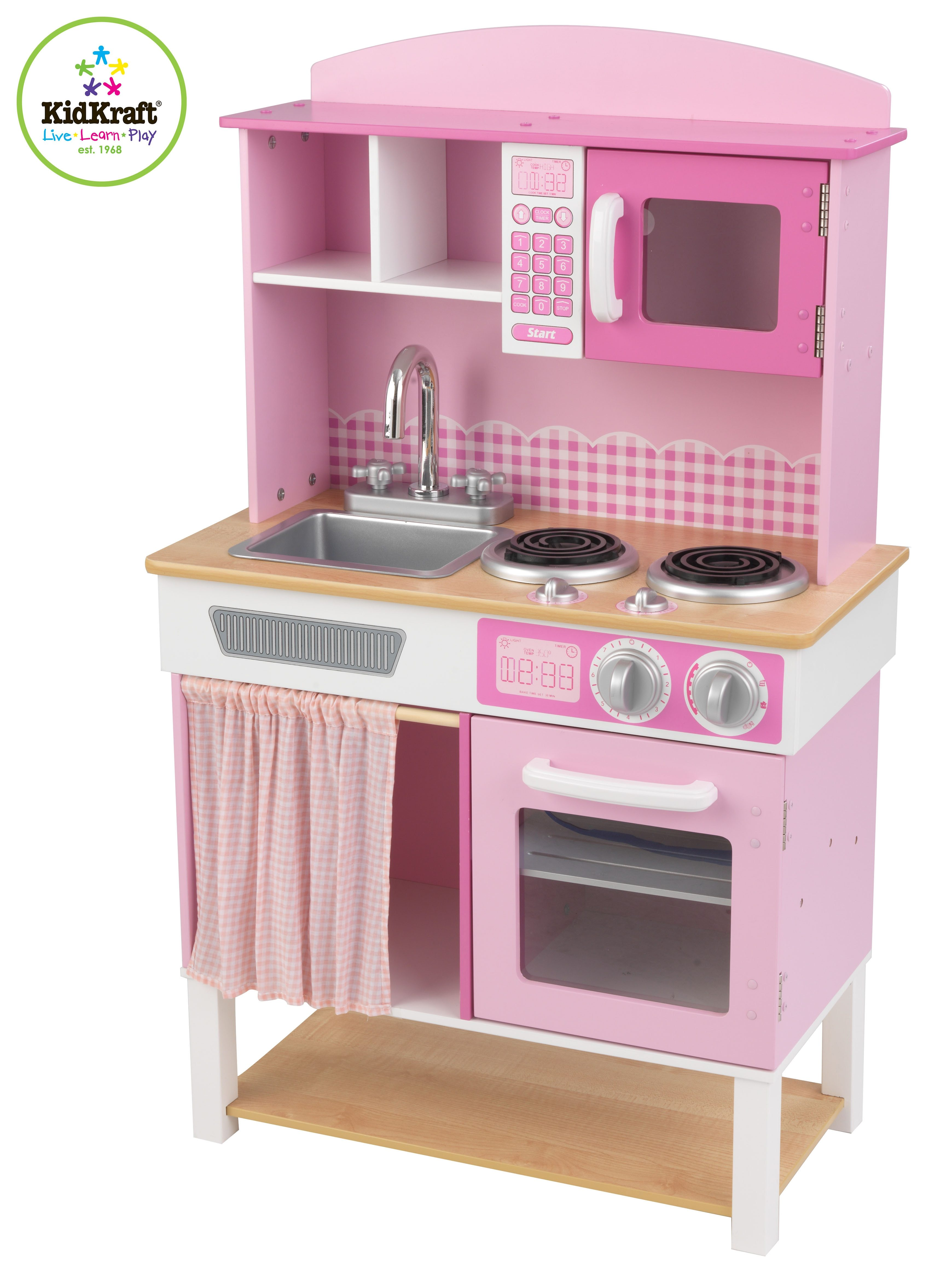 Kidkraft® Spielküche aus Holz »Muttis Küche«