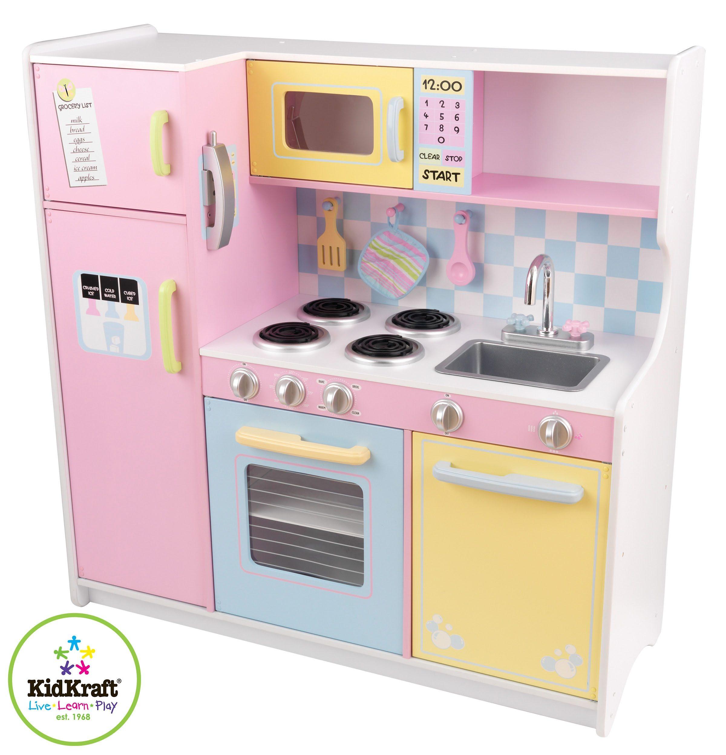 Kidkraft® Spielküche aus Holz, »Große Küche«