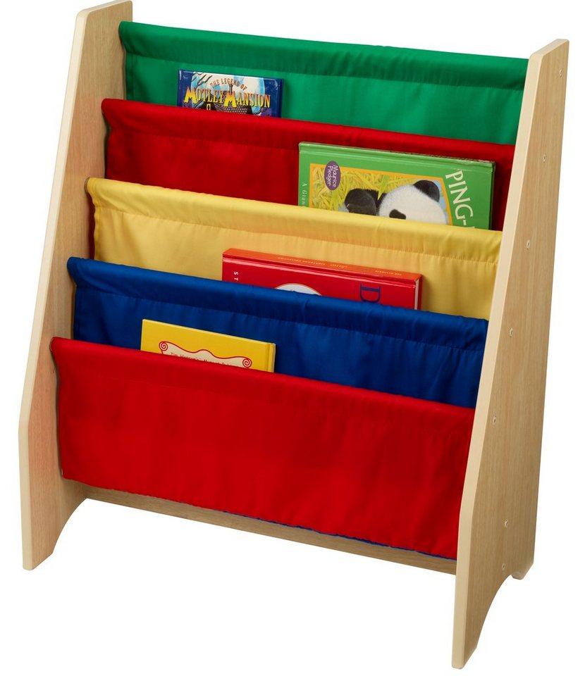 KidKraft® Bücherständer, »Primärfarben«