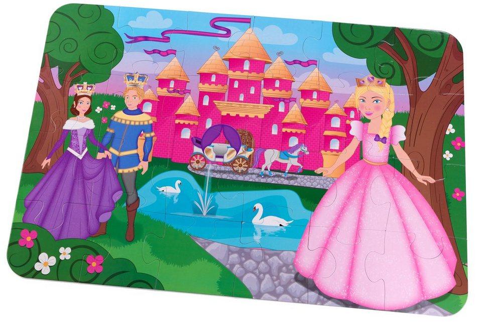 KidKraft® Bodenpuzzle 24 Teile, »Schloss«