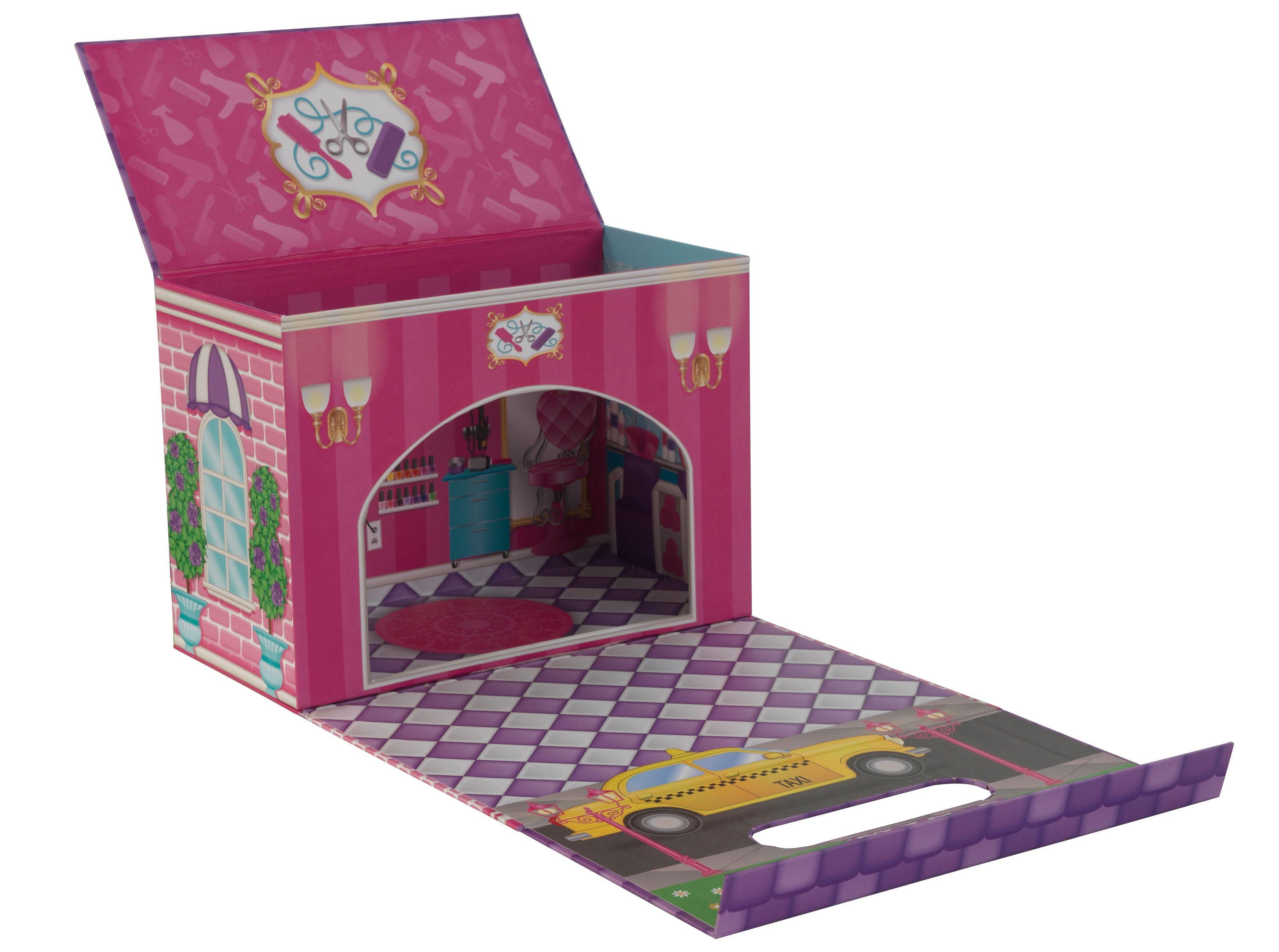 KidKraft® Spielset, »Reisebox-Spielset Schönheitssalon«