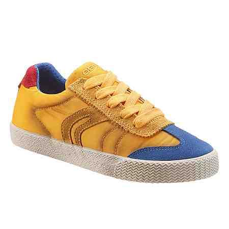 GEOX Kids Sneaker mit herausnehmbarer Sohle