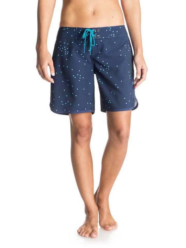 Roxy Boardshort »Printed 7« in Random dots sailor blue
