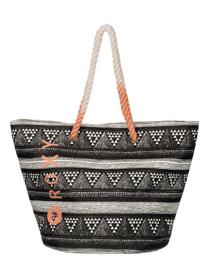 Roxy Tasche »Sun Seeker« in native geo true black