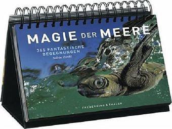 Broschiertes Buch »Magie der Meere Tischaufsteller«