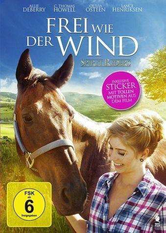 DVD »Frei wie der Wind«