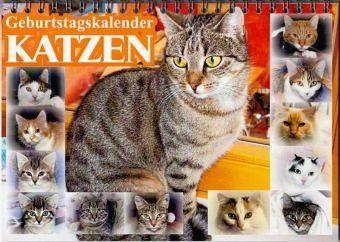 Kalender »Katzen Geburtstagskalender«