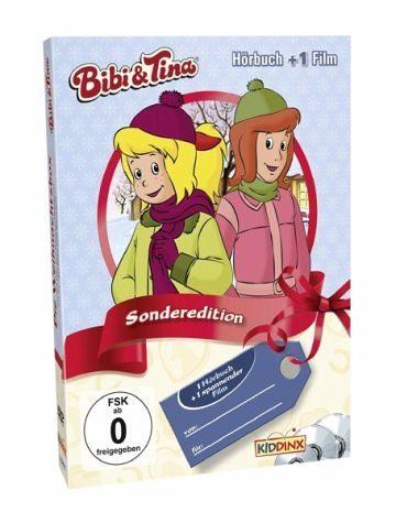 Audio CD »Bibi und Tina Weihnachts-Special: Hörbuch +...«