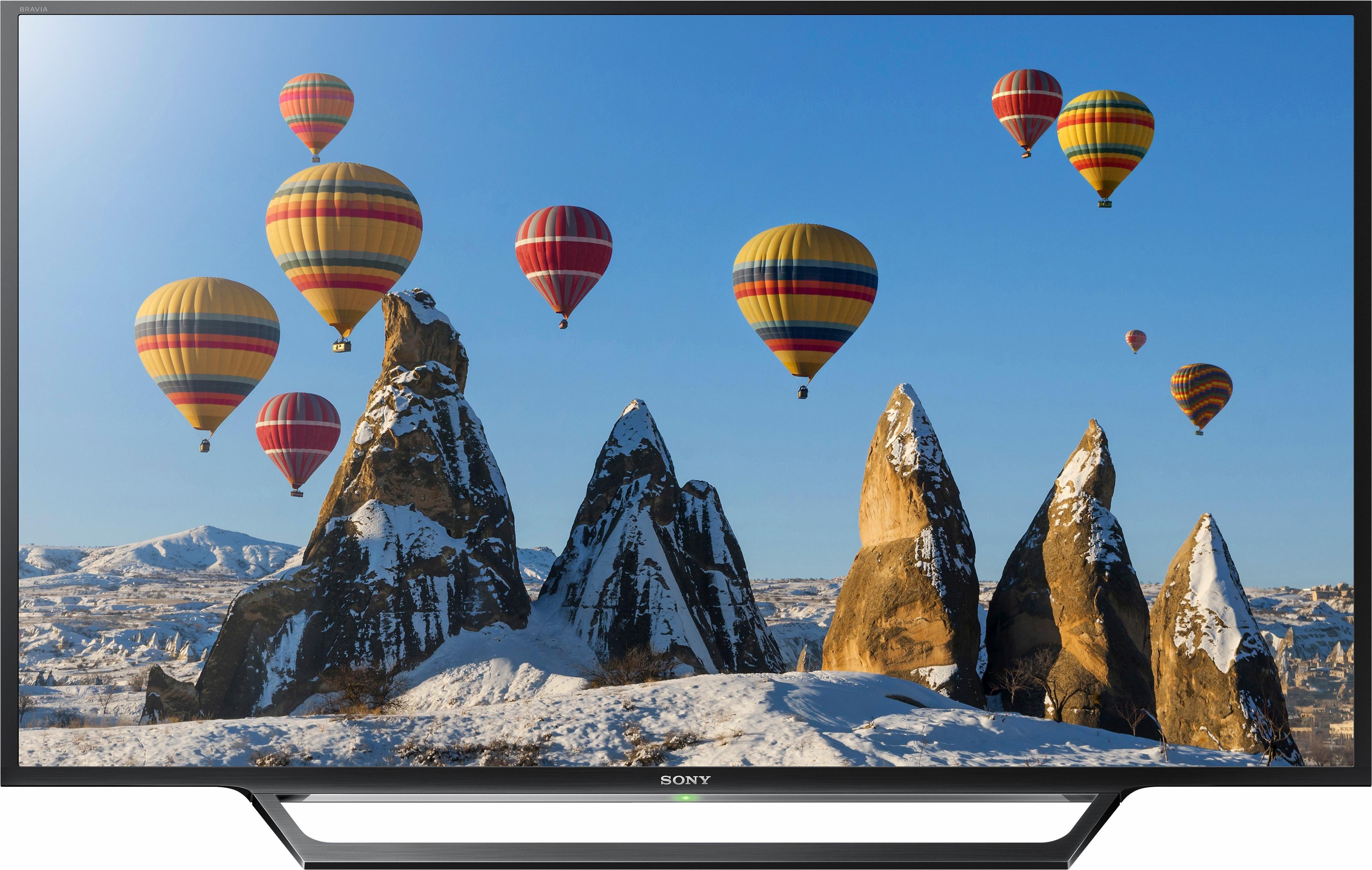 Sony BRAVIA KDL-40WD655, LED Fernseher, 102 cm (40 Zoll), 1080p (Full HD), Smart-TV