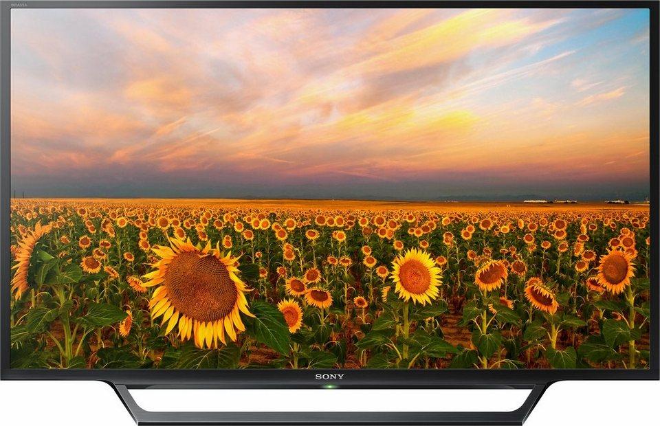 Sony BRAVIA KDL-32RD435, LED Fernseher, 80 cm (32 Zoll), HD-ready 720p in schwarz