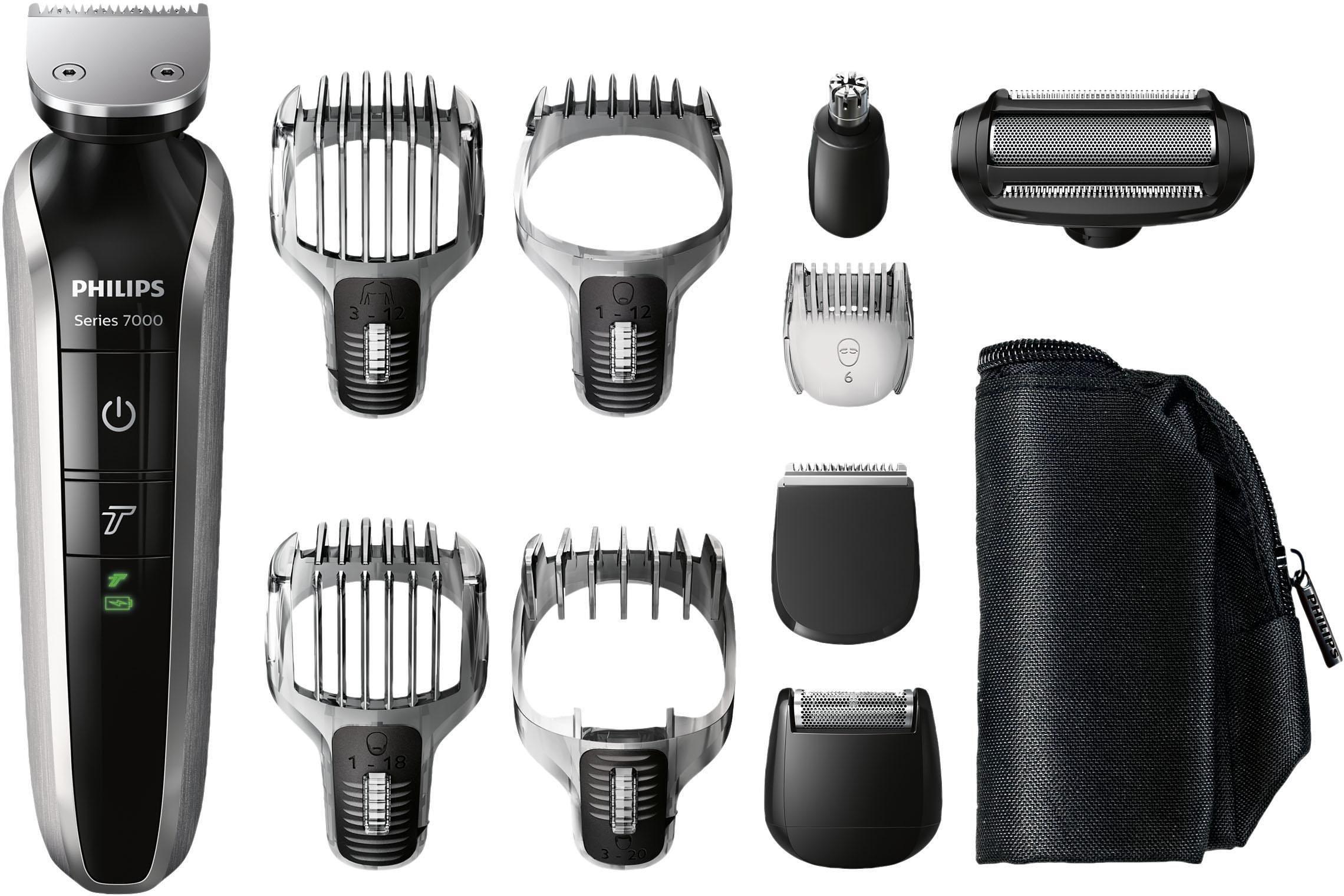 Philips Bart- und Haarschneider Set QG3380/16 Multigroom Pro