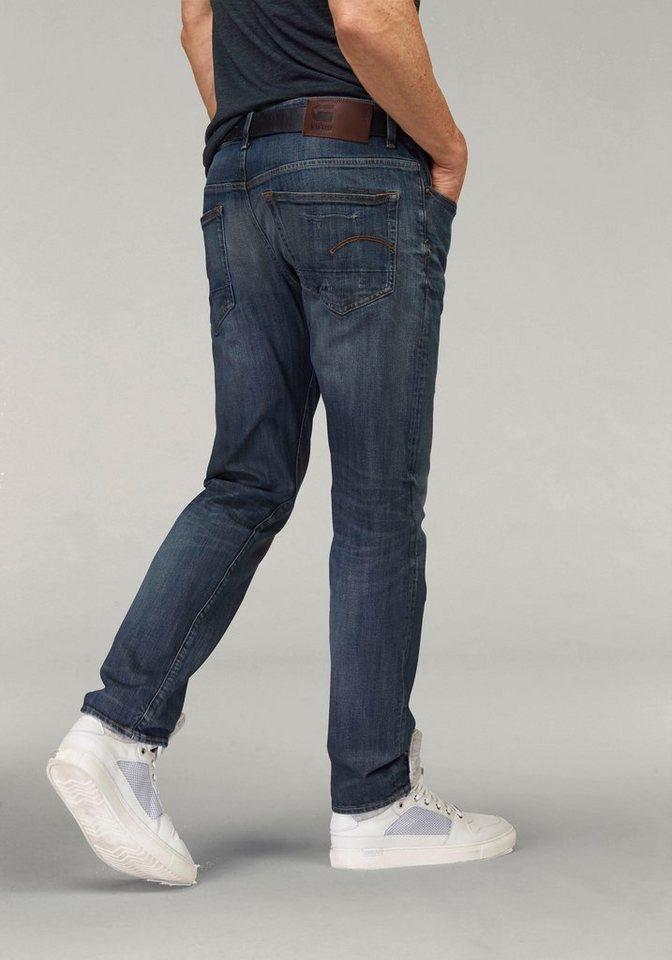 G-Star Slim-fit-Jeans »3301 Slim« in dark-aged-antique