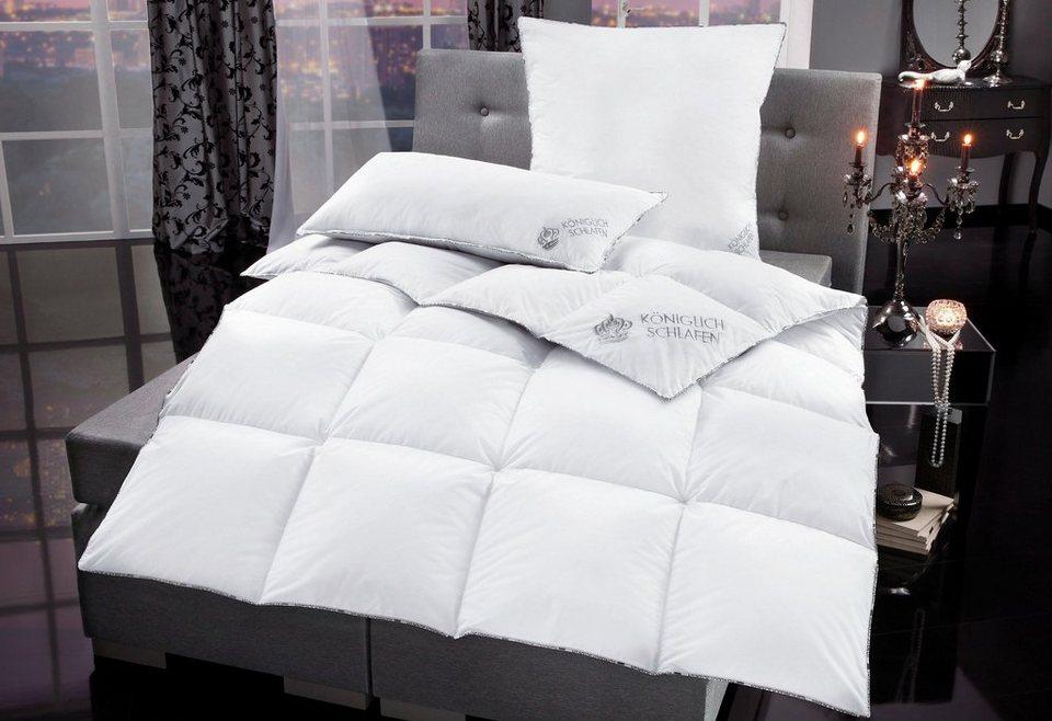 daunenbettdecke k niglich schlafen my home normal 90 daunen 10 federn online kaufen otto. Black Bedroom Furniture Sets. Home Design Ideas