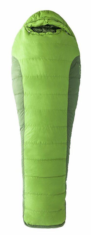 Marmot Schlafsack »Never Winter Sleeping Bag Long« in grün