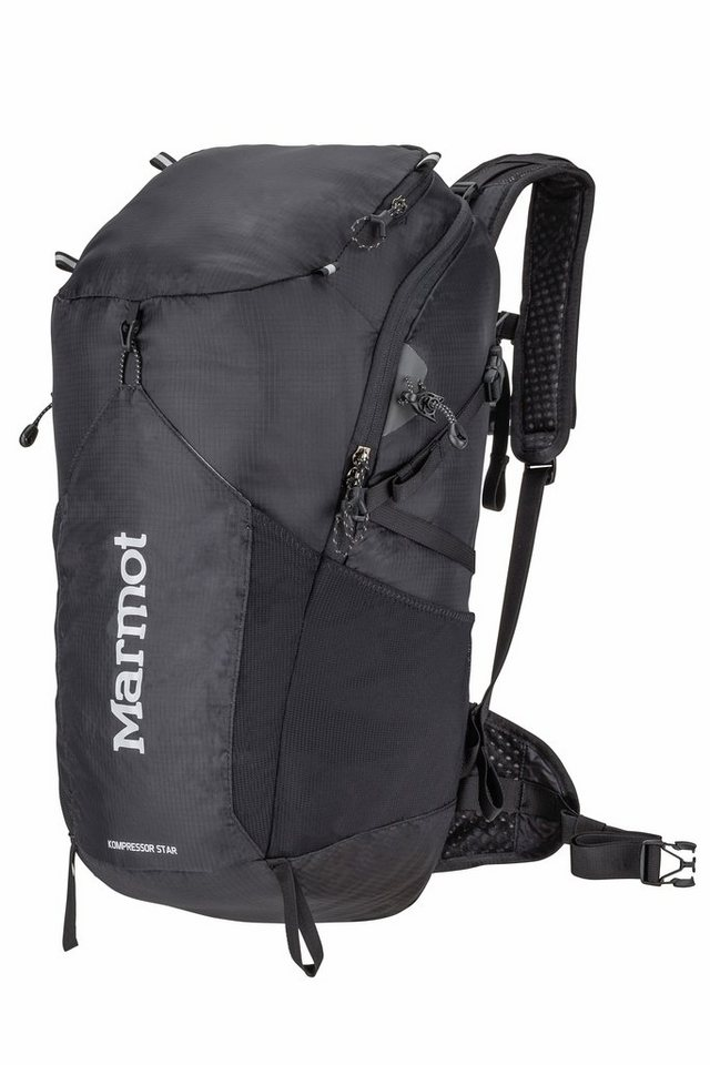 Marmot Sport- und Freizeittasche »Kompressor Star 28L Daypack« in schwarz
