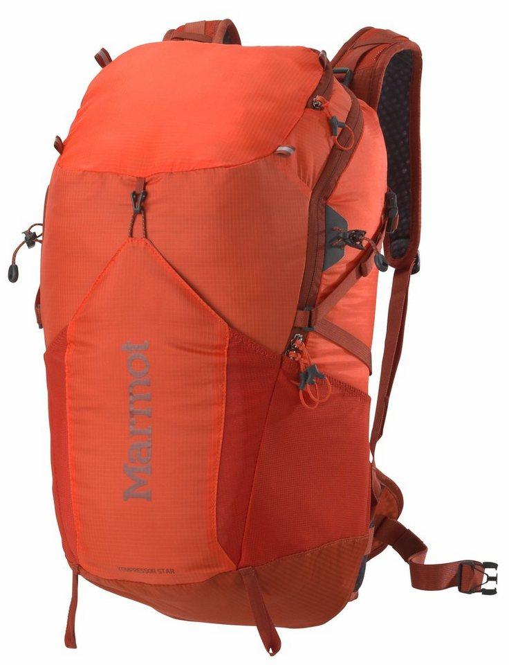 Marmot Sport- und Freizeittasche »Kompressor Star 28L Daypack« in orange