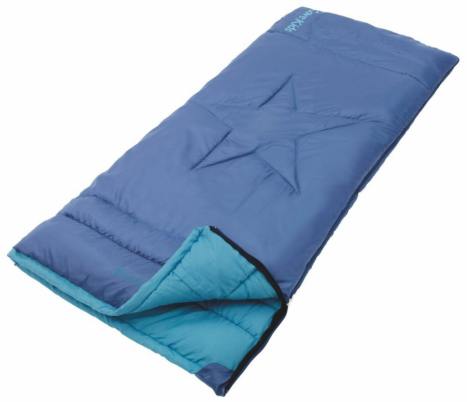 Outwell Schlafsack »Cave Kids Sleeping Bag« in blau