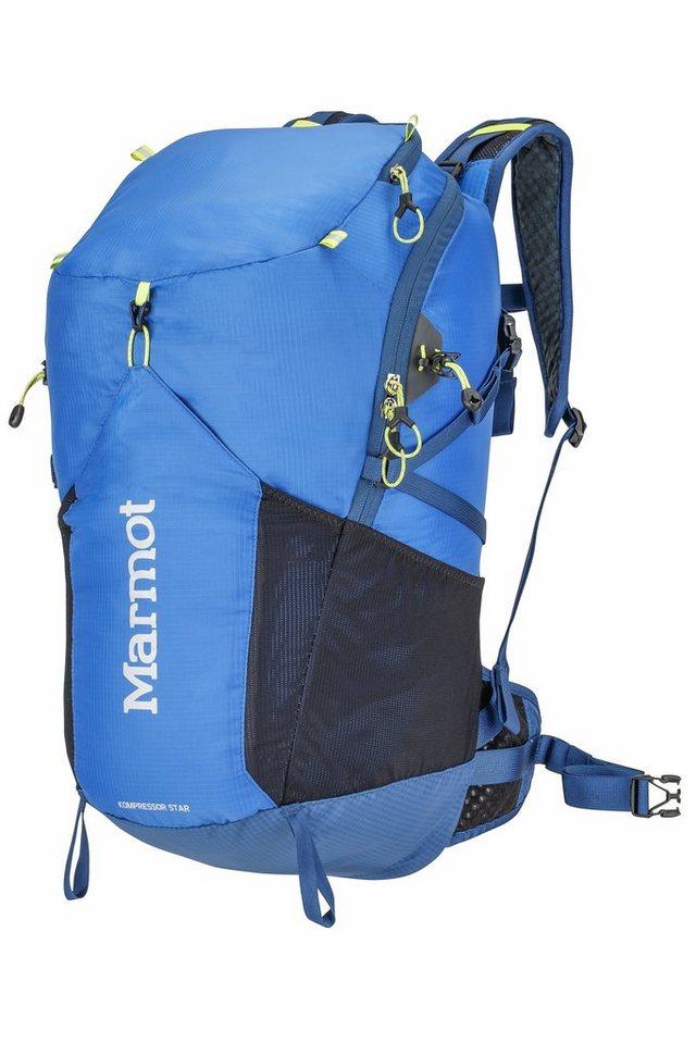 Marmot Sport- und Freizeittasche »Kompressor Star 28L Daypack« in blau