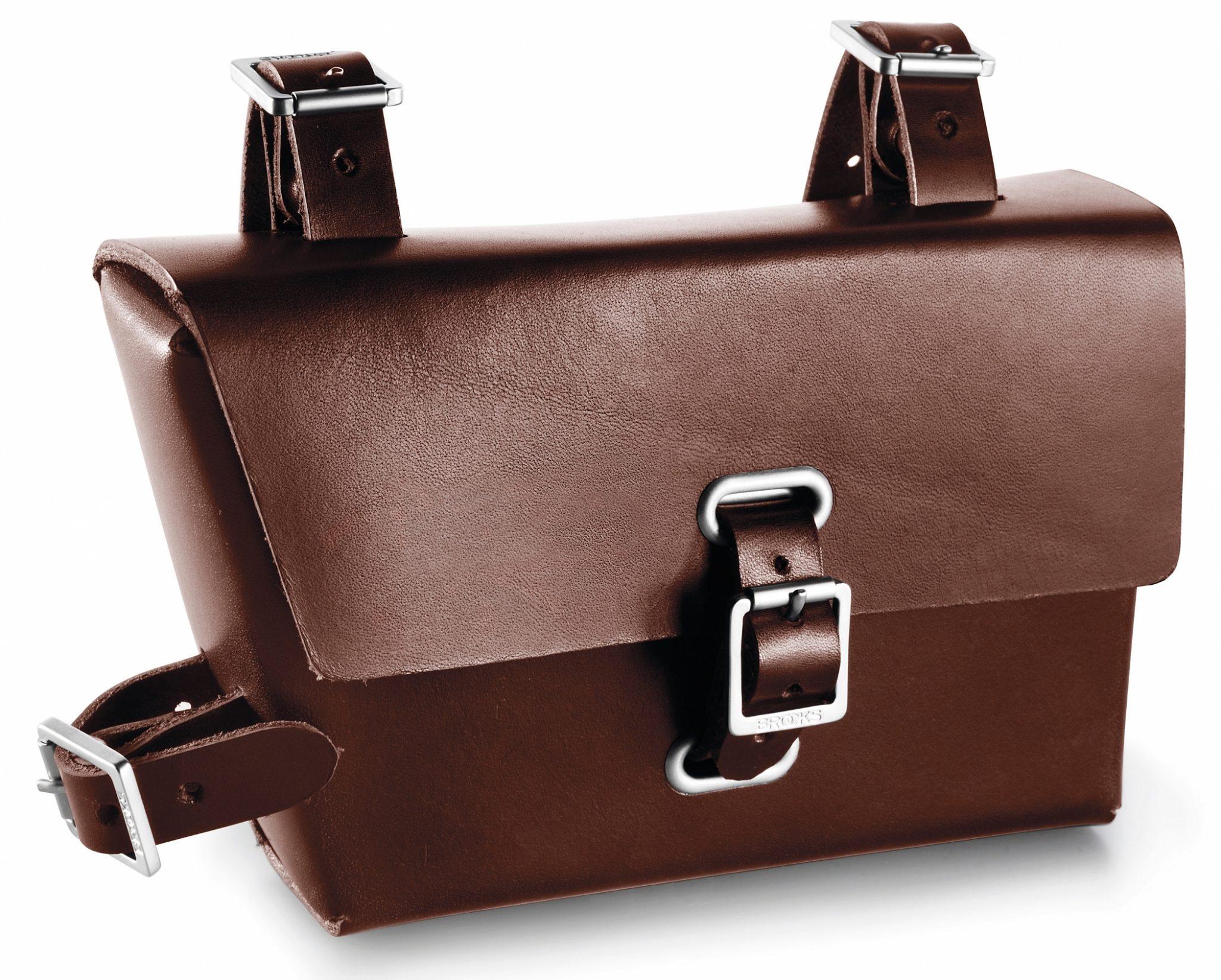 Brooks Fahrradtasche »B4 Moulded Bag Leather«