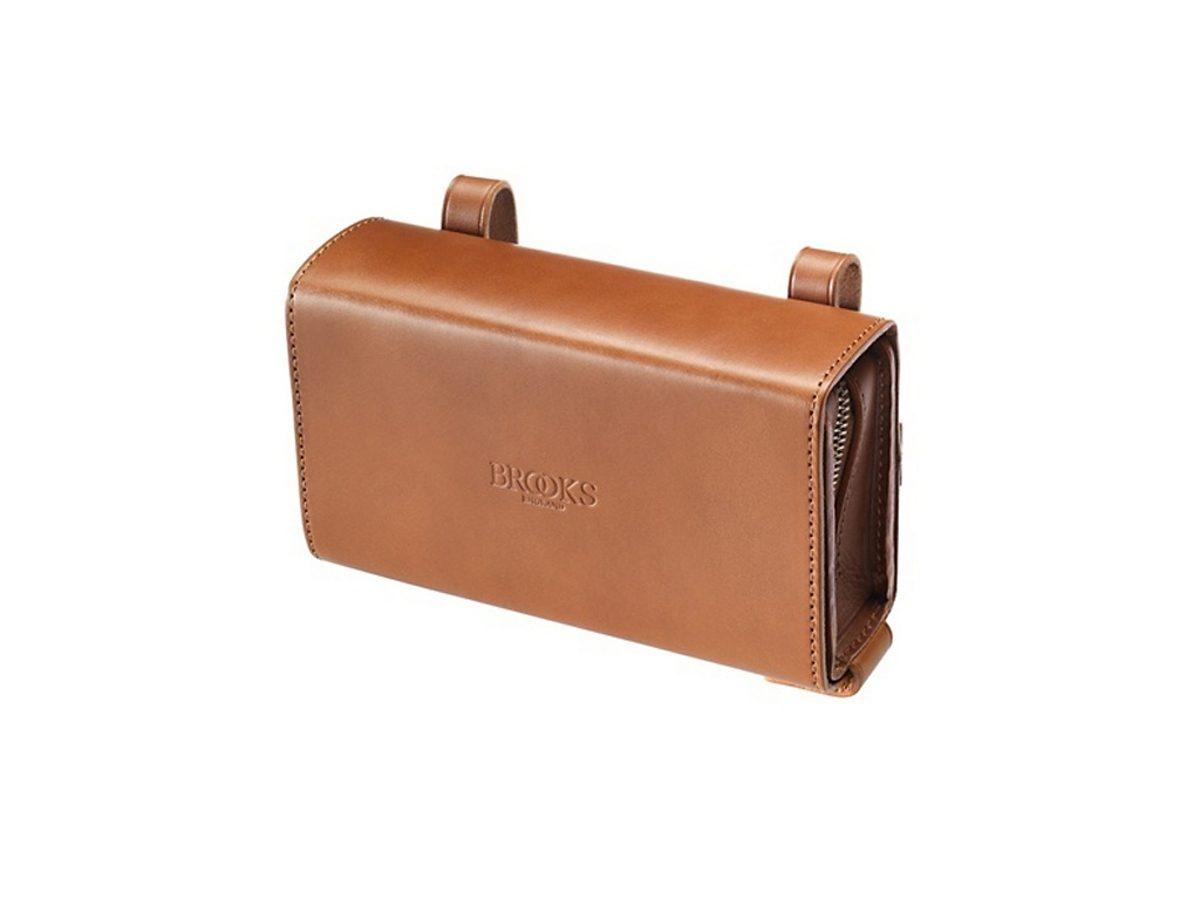 Brooks Gepäckträgertasche »D-Shaped Saddle Bag«