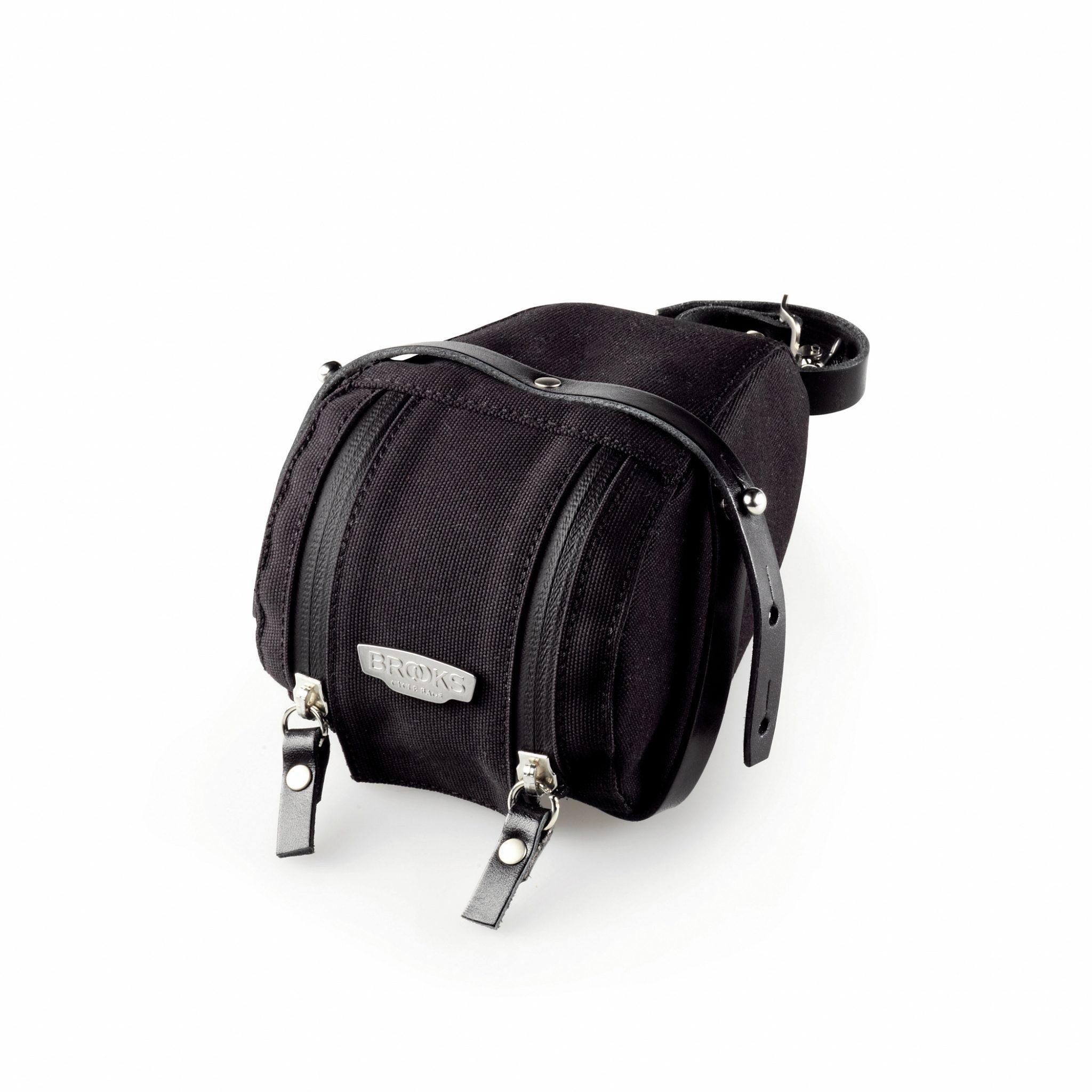 Brooks Gepäckträgertasche »Isle of Wight Saddle Bag Small«